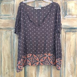 """""""Abercrombie & Fitch"""" Boho Top"""